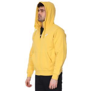 M Nsw Club Hoodie Fz Bb Erkek Sarı Günlük Sweatshirt BV2645-761