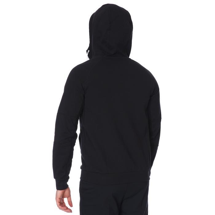 M Nsw Modern Hoodie Fz Erkek Siyah Günlük Stil Sweatshirt CU4455-010 1233434