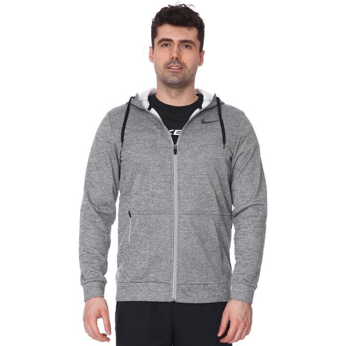 M Nk Thrma Hd Fz Erkek Siyah Günlük Stil Sweatshirt CU6231-063 1165455