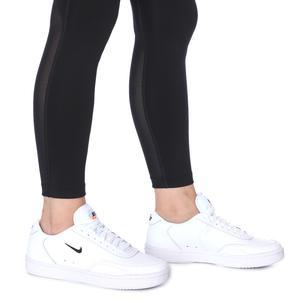 Court Vintage Kadın Beyaz Tenis Ayakkabısı CJ1676-101