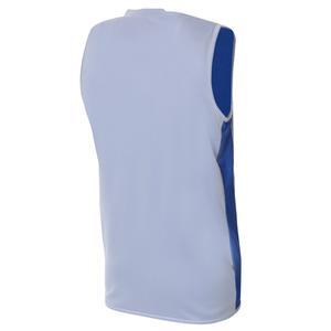 Çift Taraflı Unisex Mavi Basketbol Forması TKU100115-MAV