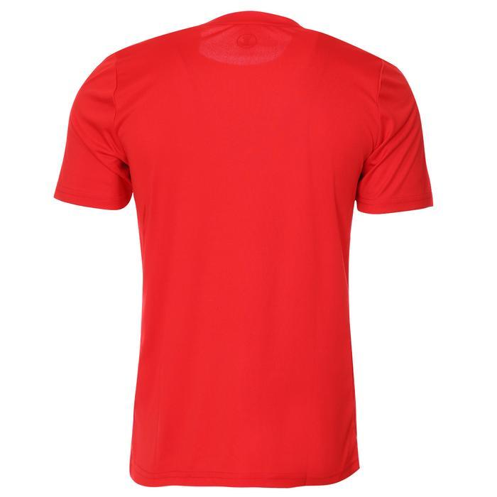 Poly Basic Erkek Kırmızı Futbol Tişört TKY100133-KRM 1235473