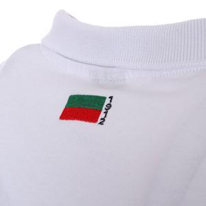 Karşıyaka Çocuk Beyaz Basketbol Polo Tişört TKY100138-BYZ