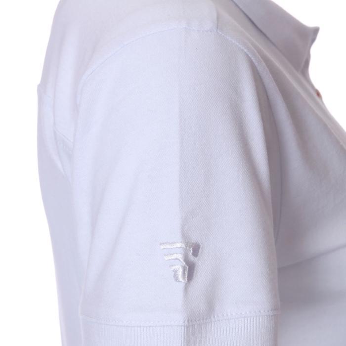 Karşıyaka Çocuk Beyaz Basketbol Polo Tişört TKY100138-BYZ 1236370