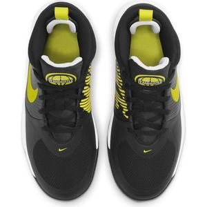 Team Hustle D 9 (Gs) Çocuk Siyah Basketbol Ayakkabısı AQ4224-013