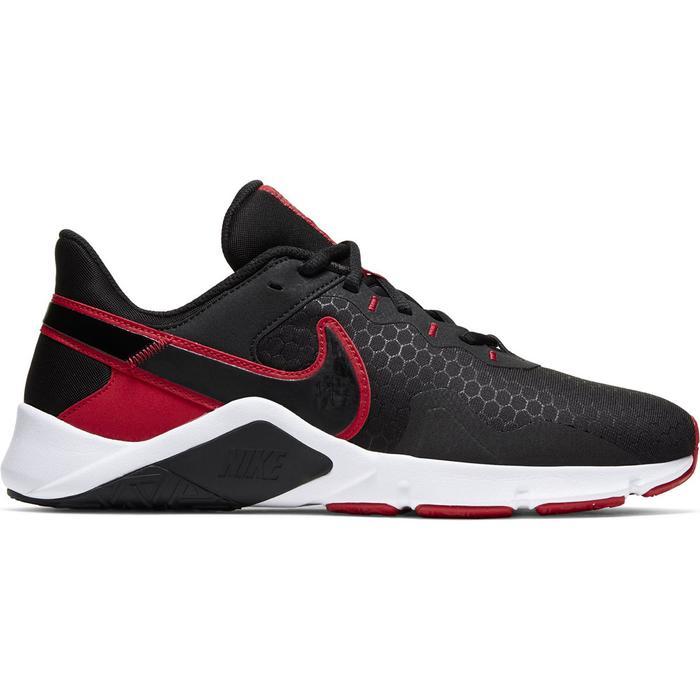 Legend Essential 2 Erkek Siyah-Kırmızı Antrenman Ayakkabısı CQ9356-005 1197504
