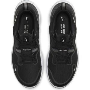 React Miler Kadın Siyah Koşu Ayakkabısı CW1778-003