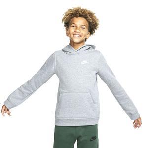 B Nsw Club Çocuk Gri Günlük Stil Sweatshirt BV3757-091