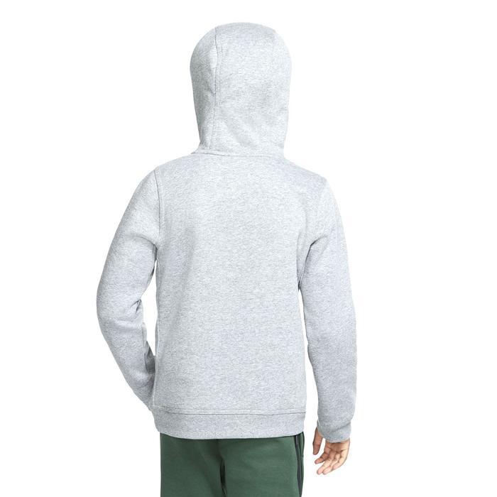 B Nsw Club Çocuk Gri Günlük Stil Sweatshirt BV3757-091 1274240