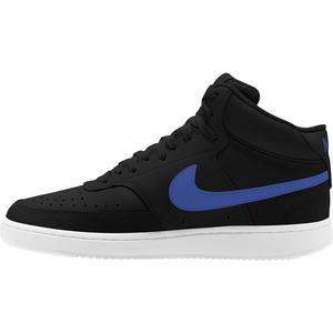 Court Vision Mid Erkek Siyah Günlük Ayakkabı CD5466-007