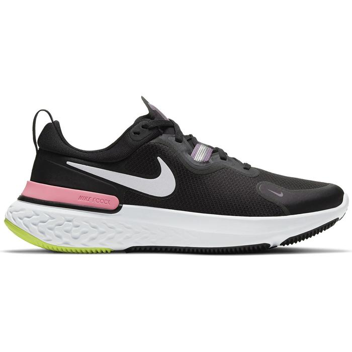 Wmns React Miler Kadın Siyah Koşu Ayakkabısı CW1778-012 1274545