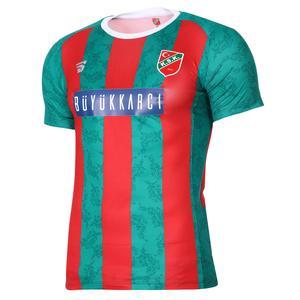 Karşıyaka Erkek Kırmızı Futbol Forma TKY100156-CBK-KSK