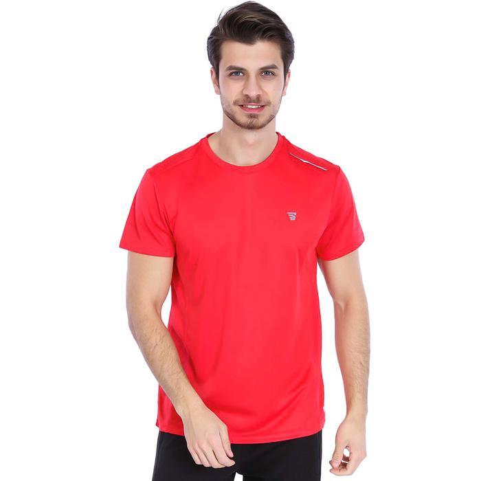 Spo-Fortunato Erkek Kırmızı Günlük Stil Tişört 710301-0RD-SP 1278872
