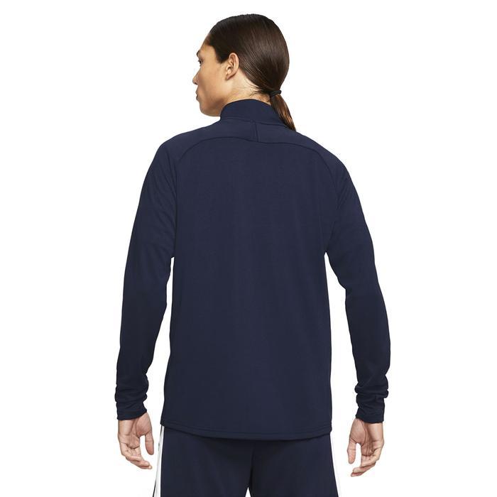 M Nk Df Acd21 Dril Top Erkek Mavi Futbol Uzun Kollu Tişört CW6110-451 1203624