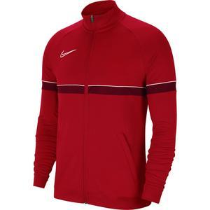 M Nk Df Acd21 Trk Jkt K Erkek Kırmızı Futbol Ceket CW6113-657