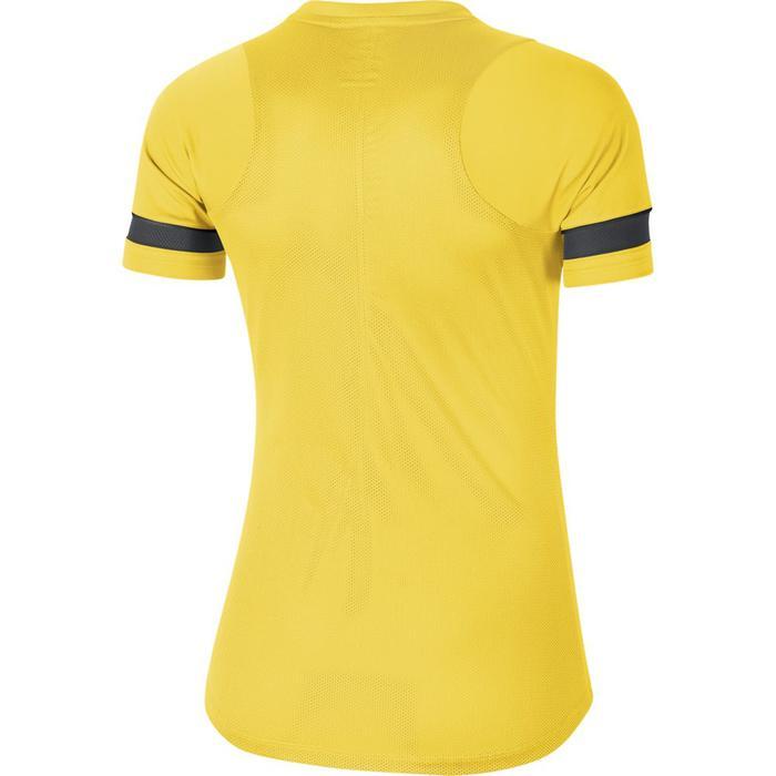 W Nk Df Acd21 Top Ss Kadın Sarı Futbol Tişört CV2627-719 1272530