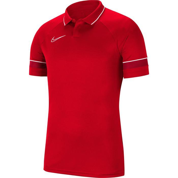 M Nk Df Acd21 Polo Ss Erkek Kırmızı Futbol Polo Yaka Tişört CW6104-657 1271361