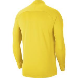 M Nk Df Acd21 Dril Top Erkek Sarı Futbol Uzun Kollu Tişört CW6110-719