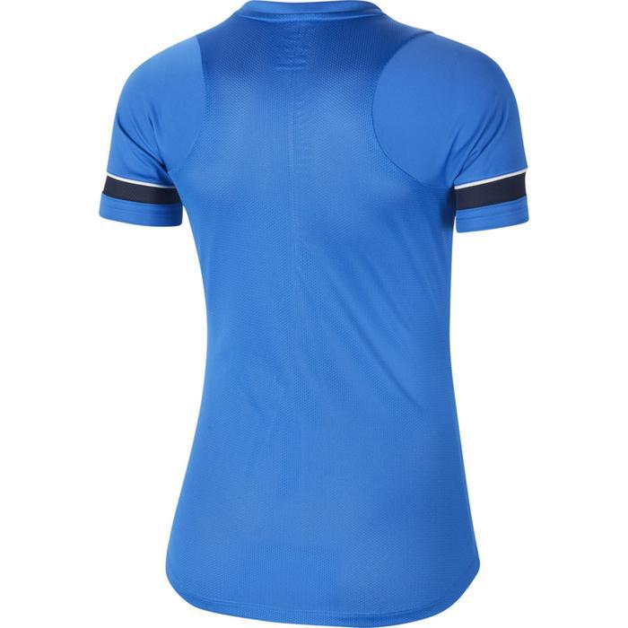W Nk Df Acd21 Top Ss Kadın Mavi Futbol Tişört CV2627-463 1272511