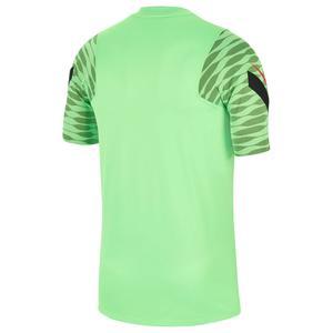 M Nk Df Strke21 Top Ss Erkek Yeşil Futbol Tişört CW5843-398