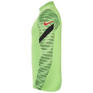 M Nk Df Strke21 Dril Top Erkek Yeşil Futbol Uzun Kollu Tişört CW5858-398