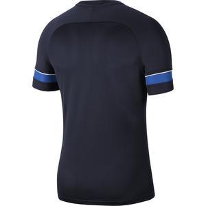 M Nk Df Acd21 Top Ss Erkek Mavi Futbol Tişört CW6101-453