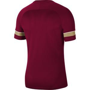 M Nk Df Acd21 Top Ss Erkek Kırmızı Futbol Tişört CW6101-677