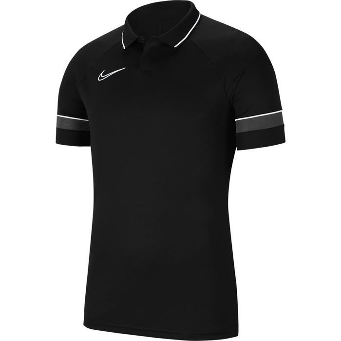 Df Acd21 Ss Erkek Siyah Futbol Polo Yaka Tişört CW6104-014 1271335