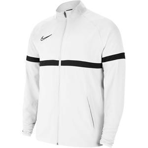 M Nk Df Acd21 Trk Jkt K Erkek Beyaz Futbol Ceket CW6113-100