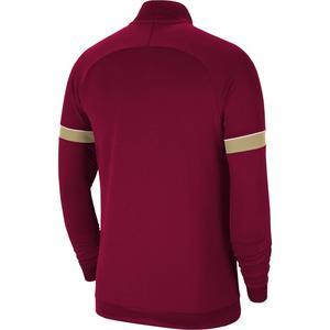 M Nk Df Acd21 Trk Jkt K Erkek Kırmızı Futbol Ceket CW6113-677