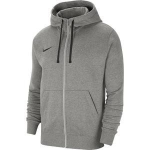 M Nk Flc Park20 Fz Hoodie Erkek Gri Futbol Sweatshirt CW6887-063