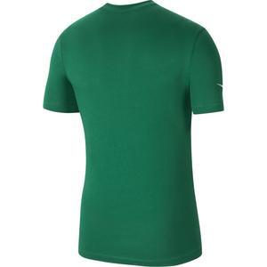 M Nk Park20 Ss Tee Erkek Yeşil Futbol Tişört CZ0881-302