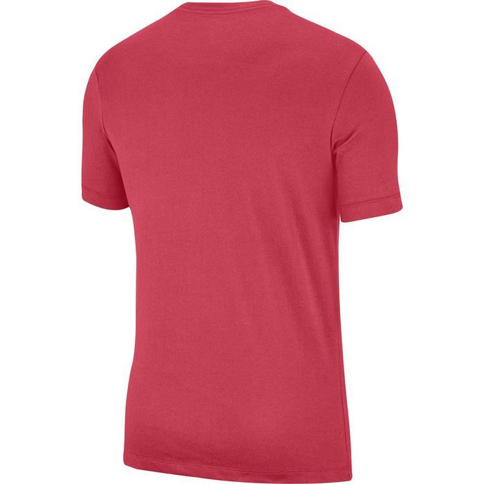 M Nk Df Tee Dfc Crew Solid Erkek Kırmızı Antrenman Tişört AR6029-646 1273126
