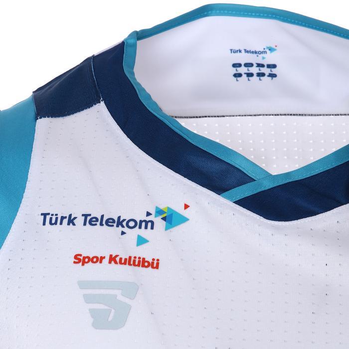 Türk Telekom Erkek Beyaz Basketbol Forma TKU100116-BYZ 1279210
