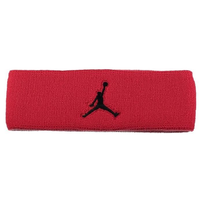 Jordan NBA Jumpman Unisex Kırmızı Basketbol Kafa Koruma Bandı J.KN.00.605.OS 1016015