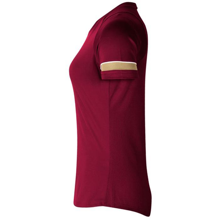 W Nk Df Acd21 Top Ss Kadın Kırmızı Futbol Tişört CV2627-677 1272525