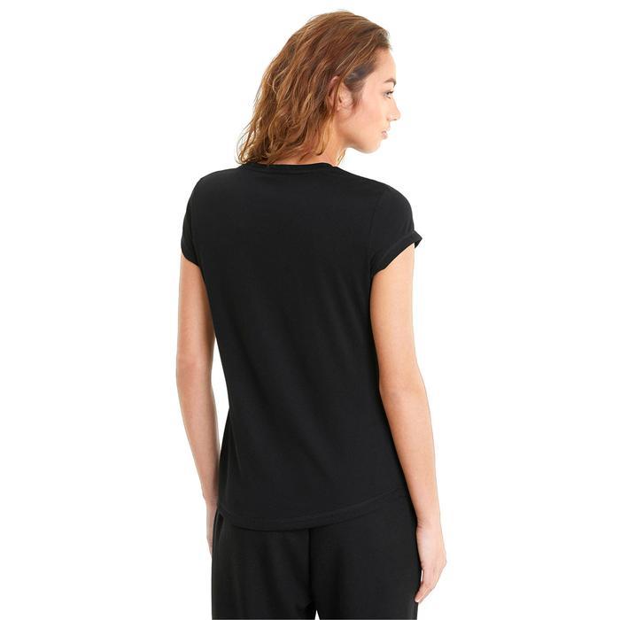 Active Tee Kadın Siyah Günlük Stil Tişört 58685701 1218184