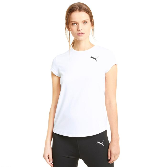 Active Tee Kadın Beyaz Günlük Stil Tişört 58685702 1218193