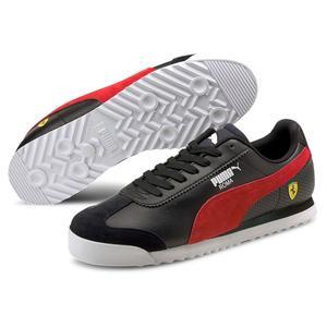 Ferrari Roma Unisex Siyah Günlük Ayakkabı 30676601