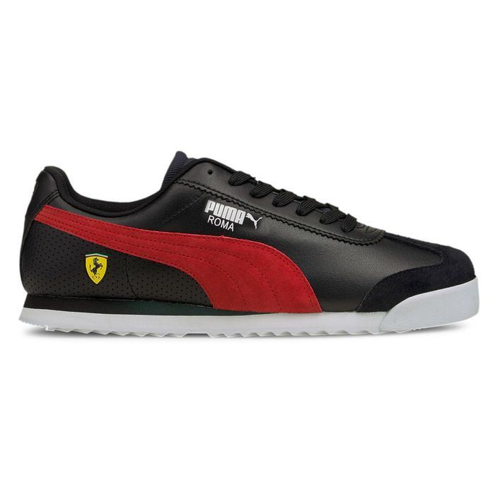 Ferrari Roma Unisex Siyah Günlük Ayakkabı 30676601 1206435