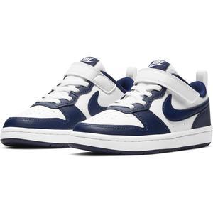 Court Borough Low 2 (Psv) Çocuk Beyaz Günlük Ayakkabı BQ5451-107