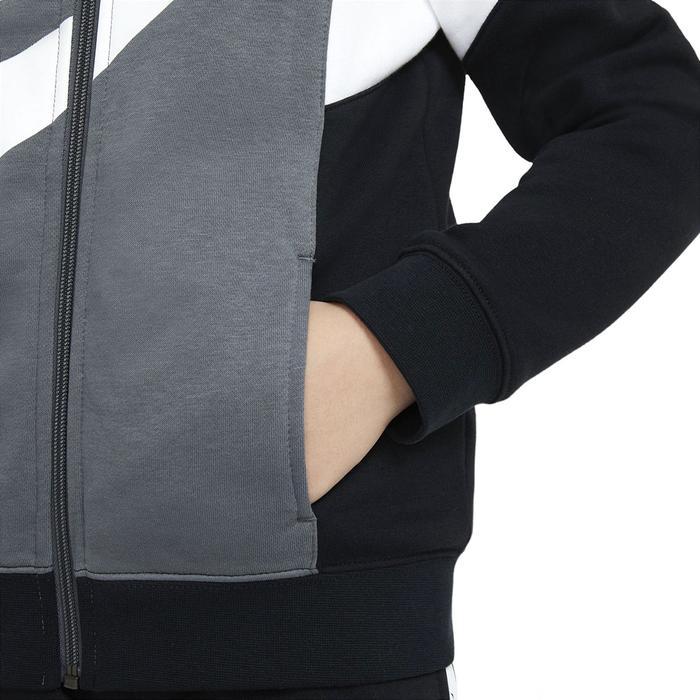 B Nsw Core Amplify Fz Çocuk Siyah Günlük Stil Sweatshirt DA0585-010 1274390