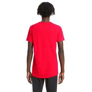 Evostripe Erkek Kırmızı Günlük Stil Tişört 58580611