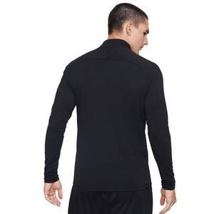 M Nk Df Acd21 Dril Top Erkek Siyah Futbol Uzun Kollu Tişört CW6110-015