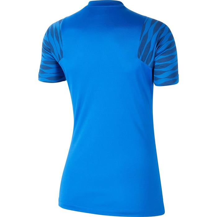 W Nk Df Strke21 Top Ss Kadın Mavi Futbol Tişört CW6091-463 1272292