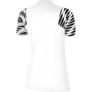 W Nk Df Strke21 Top Ss Kadın Beyaz Futbol Tişört CW6091-100