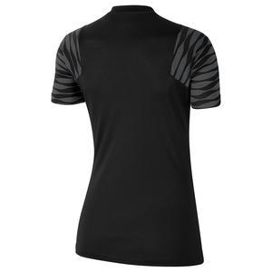 W Nk Df Strke21 Top Ss Kadın Siyah Futbol Tişört CW6091-010