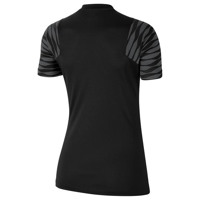 W Nk Df Strke21 Top Ss Kadın Siyah Futbol Tişört CW6091-010 1272283