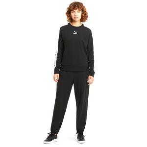 Classics Relaxed Jogger Kadın Siyah Günlük Stil Eşofman Altı 53041601