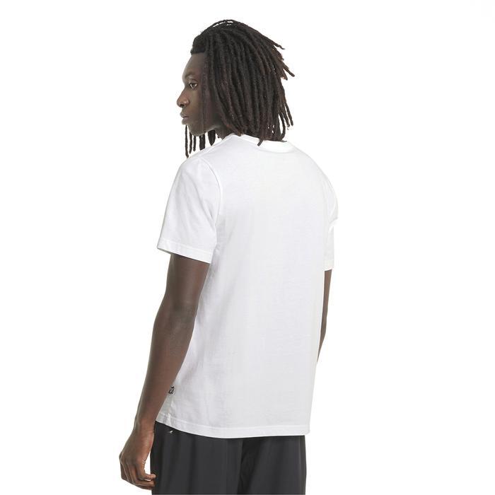 Ess Logo Tee Erkek Beyaz Günlük Stil Tişört 58666602 1217971